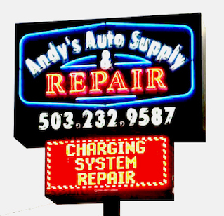 Auto Repair Shop in Portland OR from Andy's Auto Supply & Repair